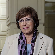 Ludmila Müllerova, ministryně - zdroj: Wikipedia